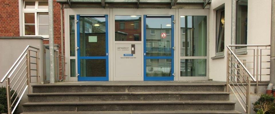 Amtsgericht Rheda Wiedenbrück Startseite